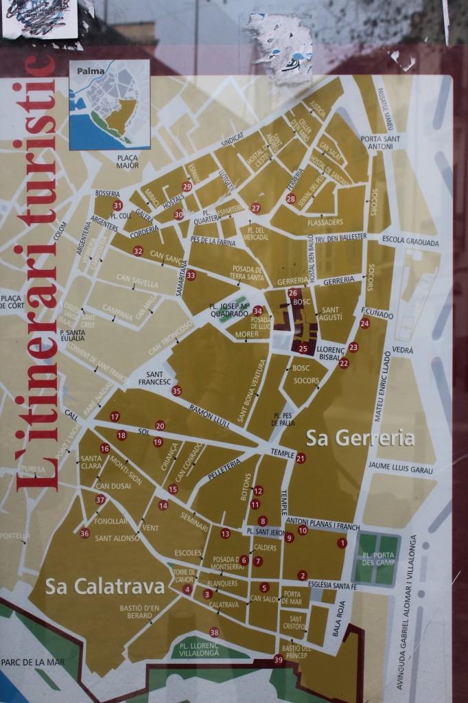 mapa gerreria